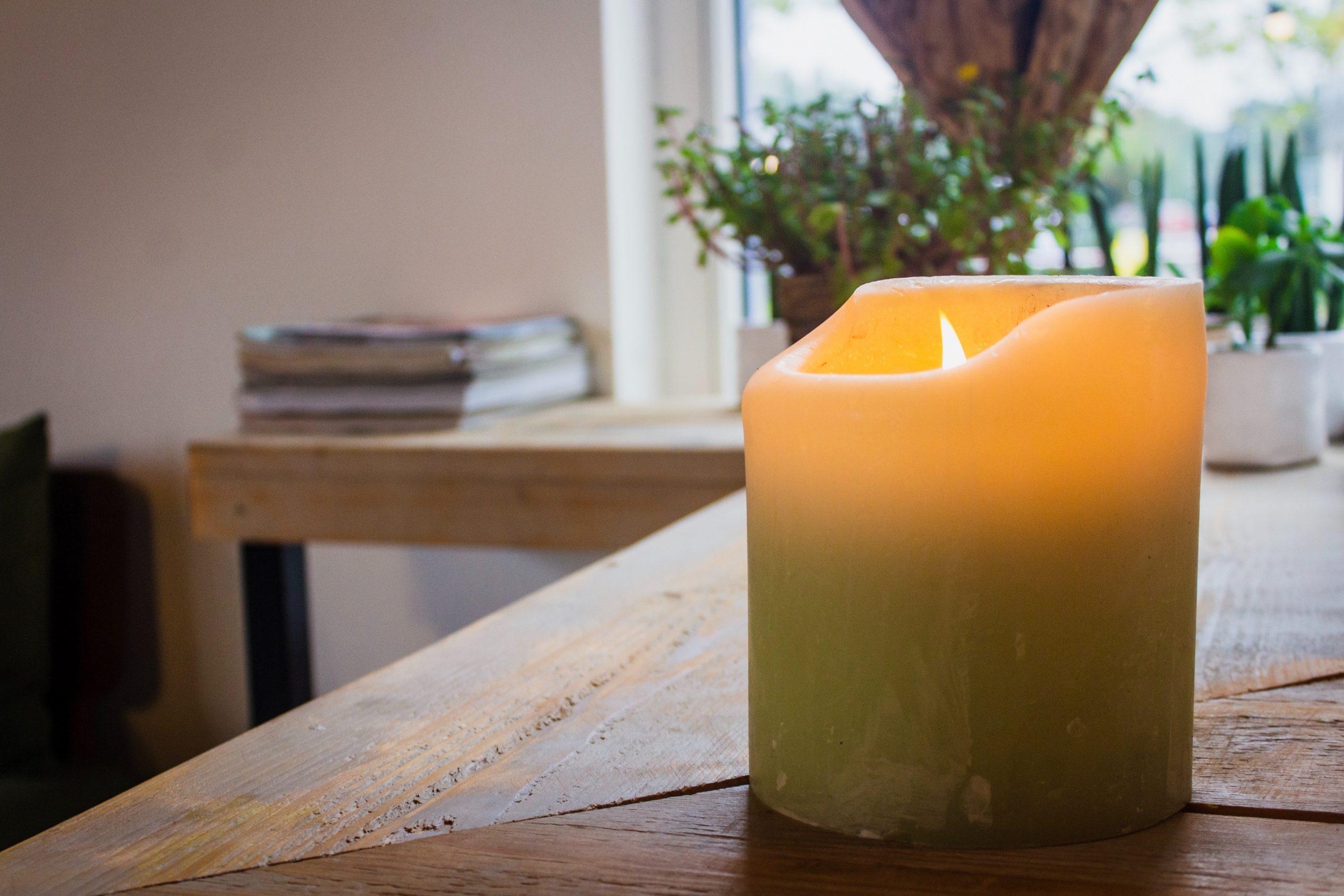candle for teacher